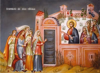 Mt 5,1-13 bruidsmeisjes
