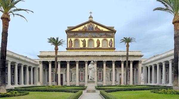 Sint-Paulus-buiten-de-muren