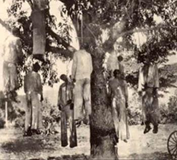 Opgehangen Cristero's