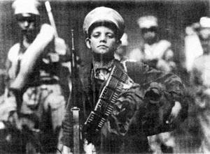 Jonge Cristero zoals José.
