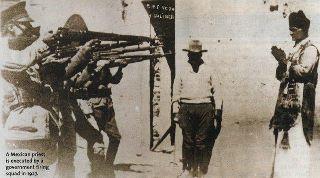 Terechtstelling van priester Cristóbal Magellan
