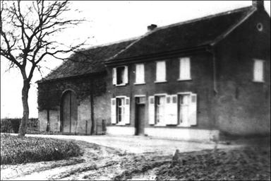 Het ouderlijk huis te Tremelo