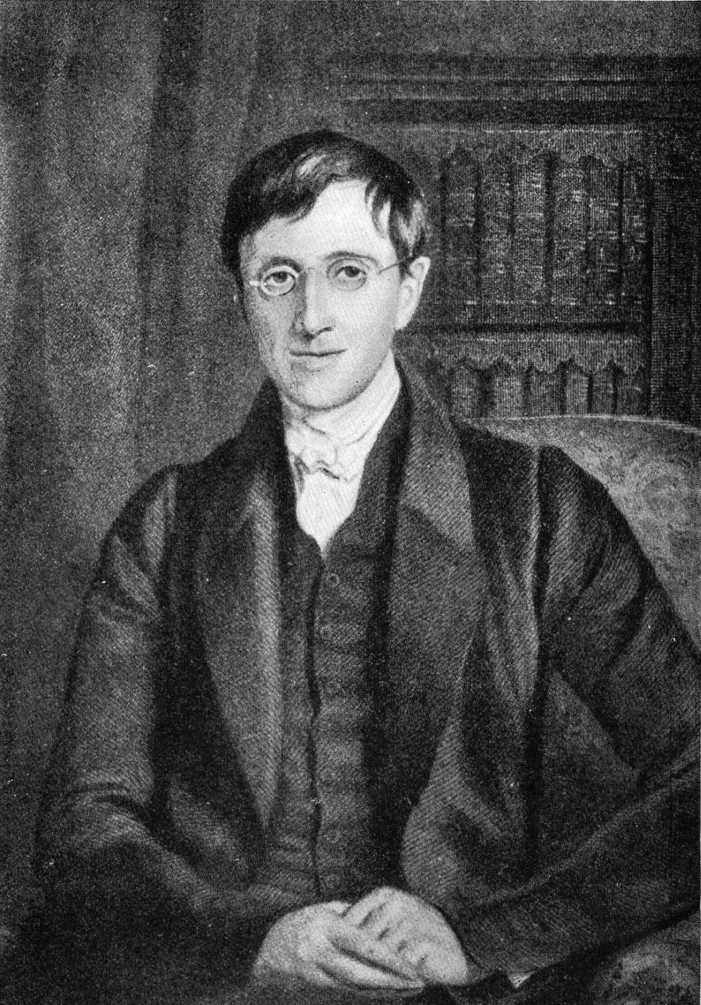 From the portrait by Sir W. Ross