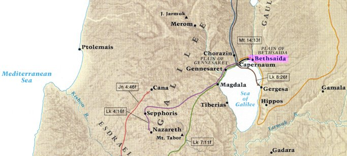 petrus (107) LR Bethsaida