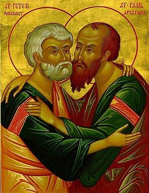 HH. Petrus & Paulus