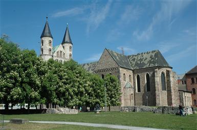 Onze-Lieve-Vrouweklooster te Maagdenburg